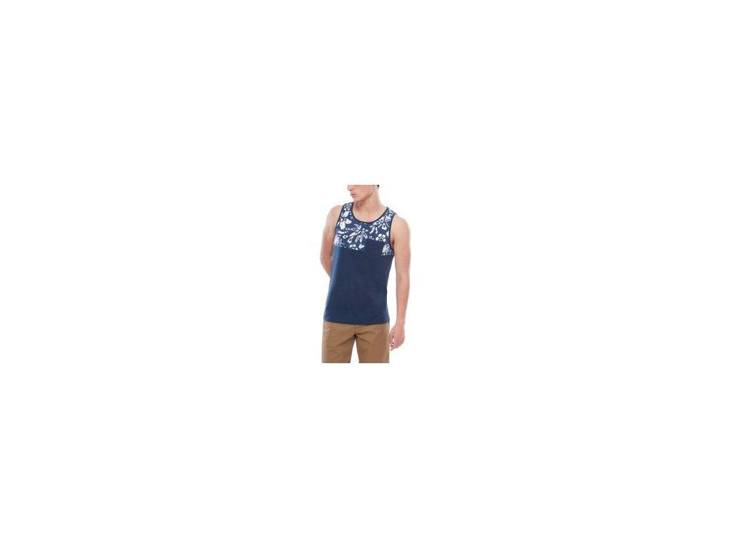 VANS - tričko HILBY dress blues