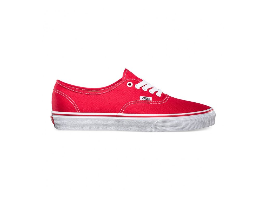 Vans obuv  AUTHENTIC Red