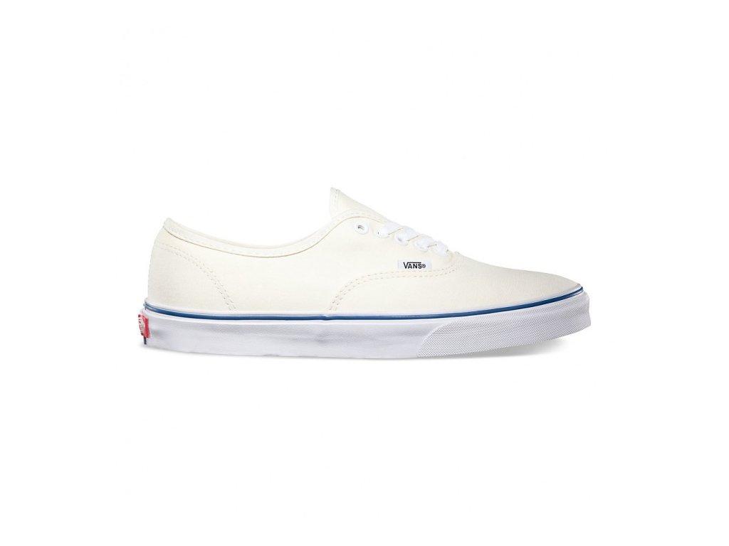 Vans obuv  AUTHENTIC White