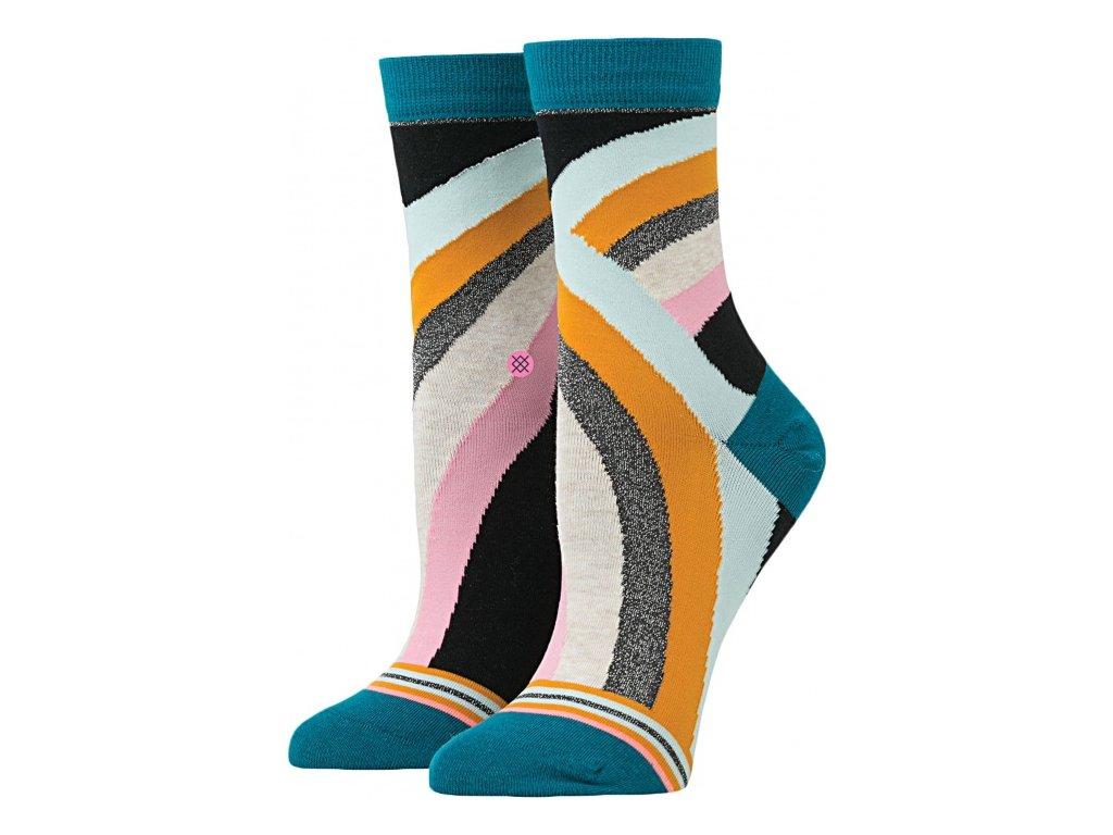 Stance ponožky SOMEWHERE black