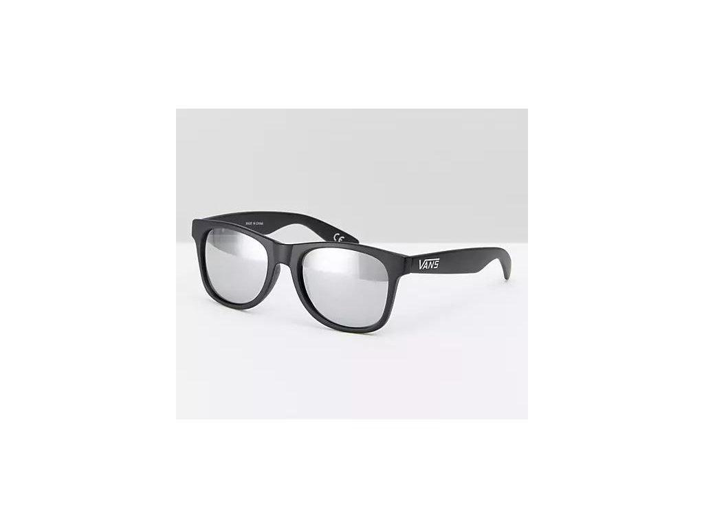 VANS - okuliare F SPICOLI 4 MATTE BLK/SIL