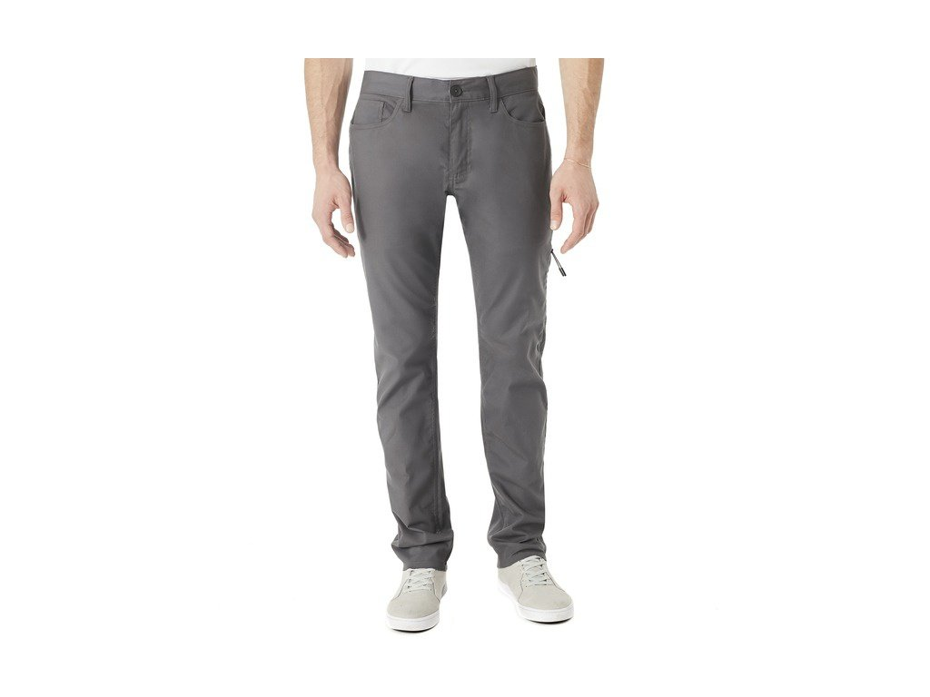 OAKLEY - nohavice ICON 5 PKT PANT forged iron