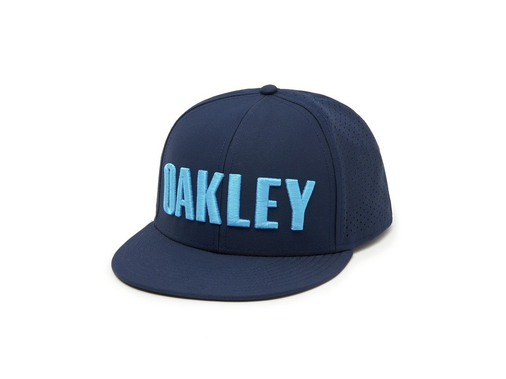 OAKLEY - šiltovka PERF HAT atomic blue