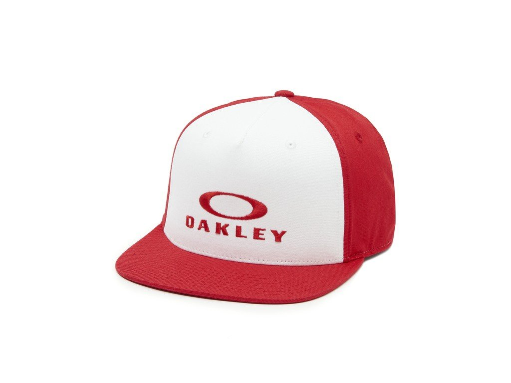 OAKLEY - šiltovka SLIVER 110 FLEXFIT HAT red