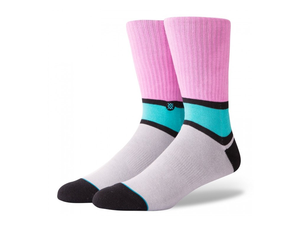 Stance ponožky ABBOT grey