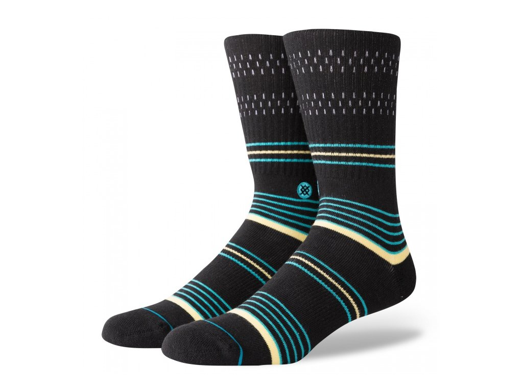 Stance ponožky REDA black