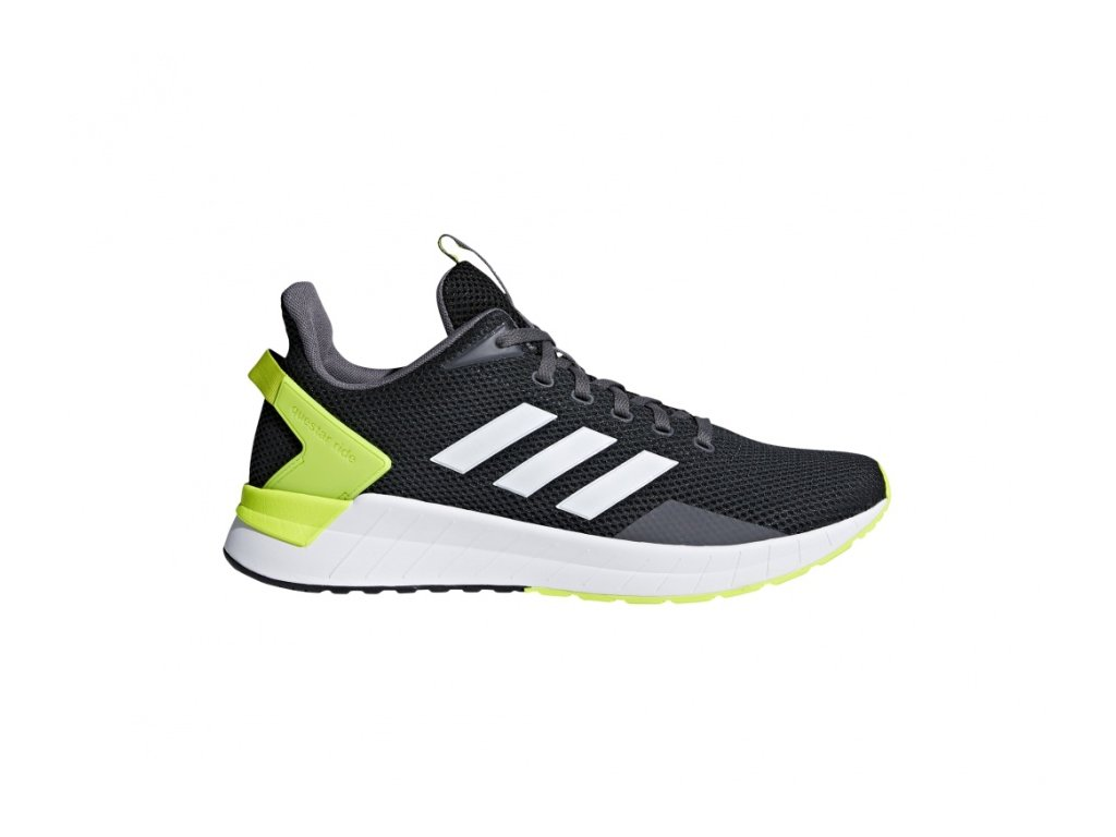 Adidas  obuv QUESTAR RIDE carbon/yel