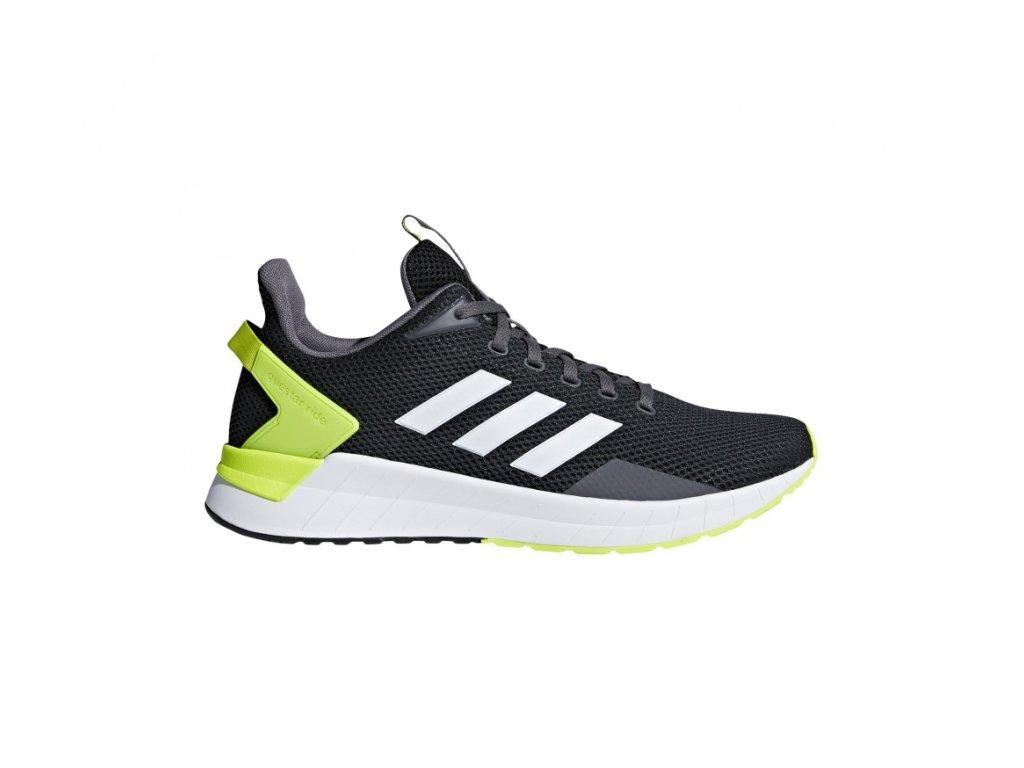 Adidas  obuv QUESTAR RIDE carbon/yel