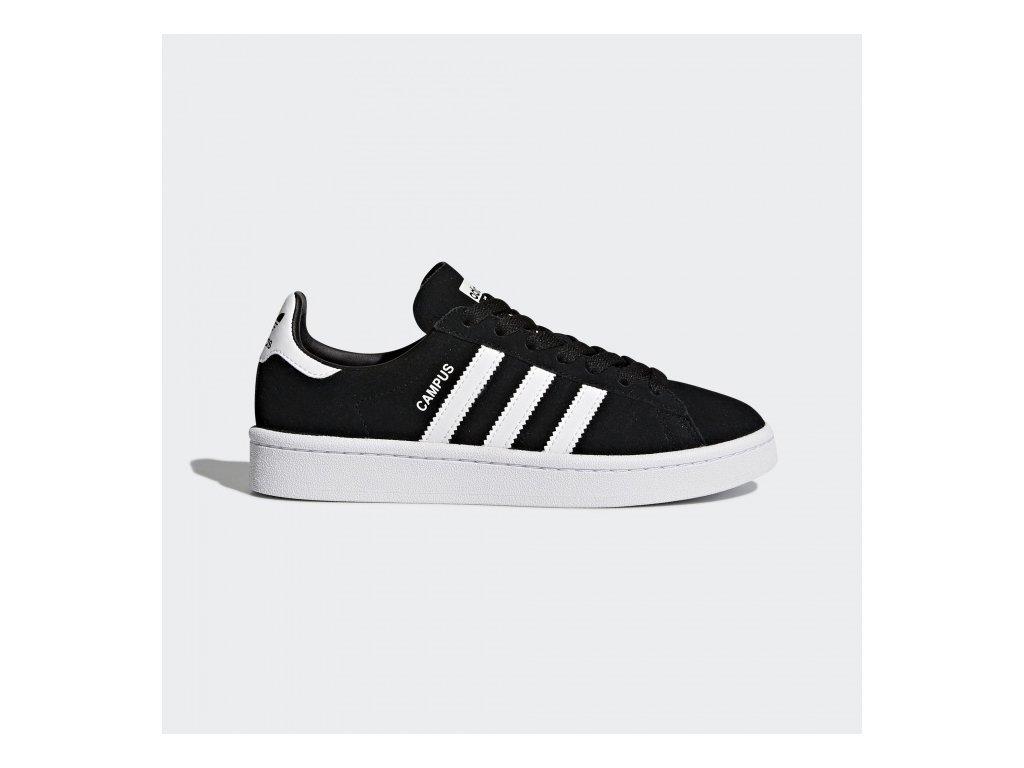 Adidas  obuv  CAMPUS J BLACK/WHT