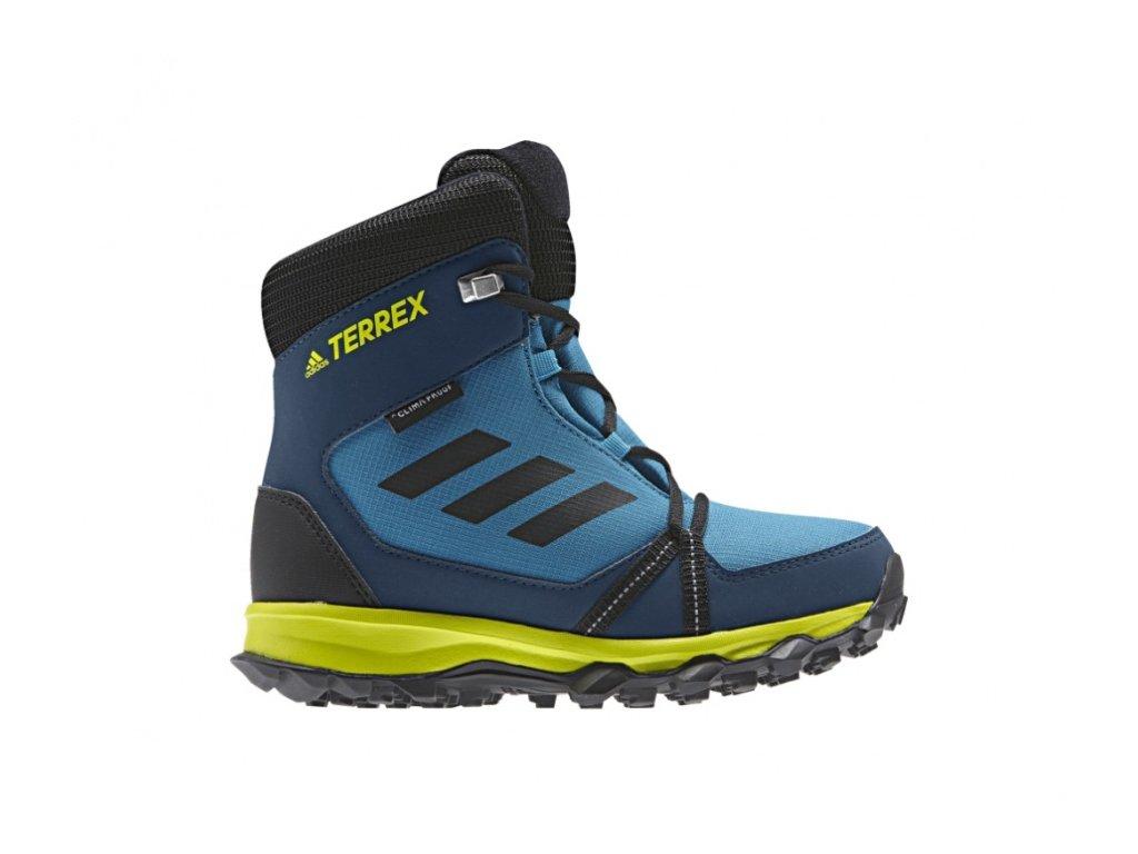 Adidas  obuv  TERREX SNOW CP CW K MYSPET/BLACK
