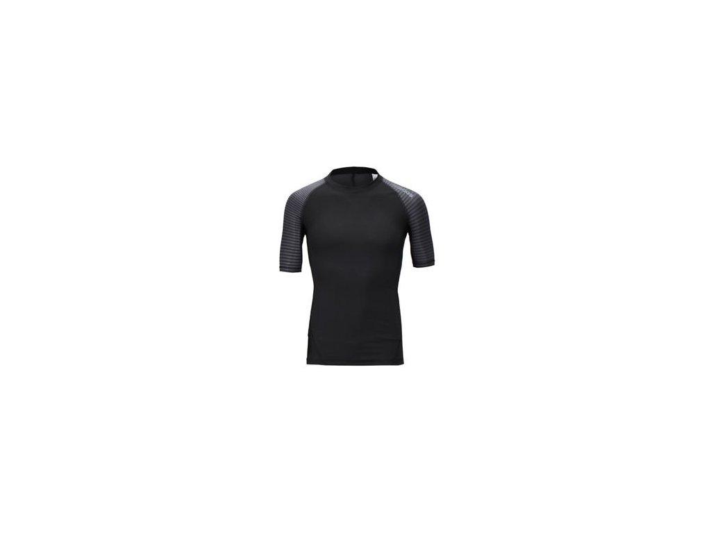 Adidas  tričko KR ASK SPR TEESS P blk/grey
