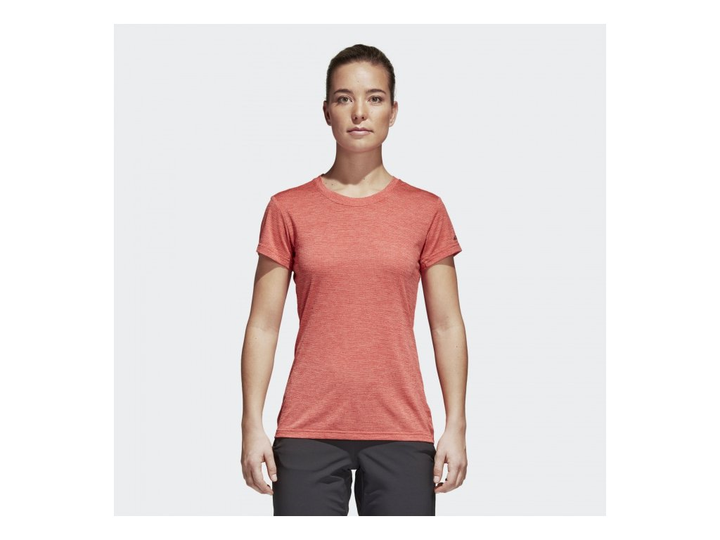 Adidas  tričko KR W Tivid Tee trasca