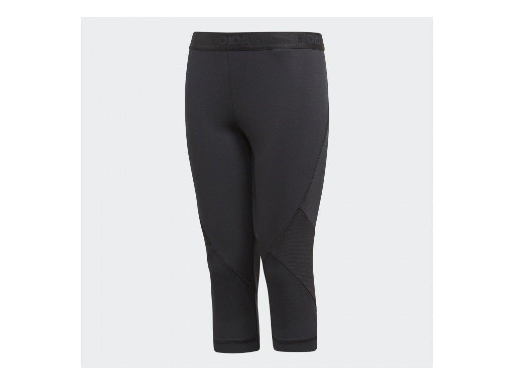 Adidas  legíny YG ASK SPR 3/4 black