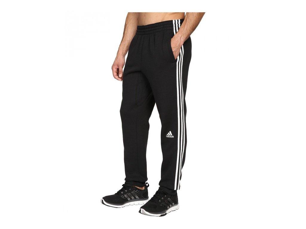 Adidas  tepláky ESS 3S T PNT FT BLK/WHT