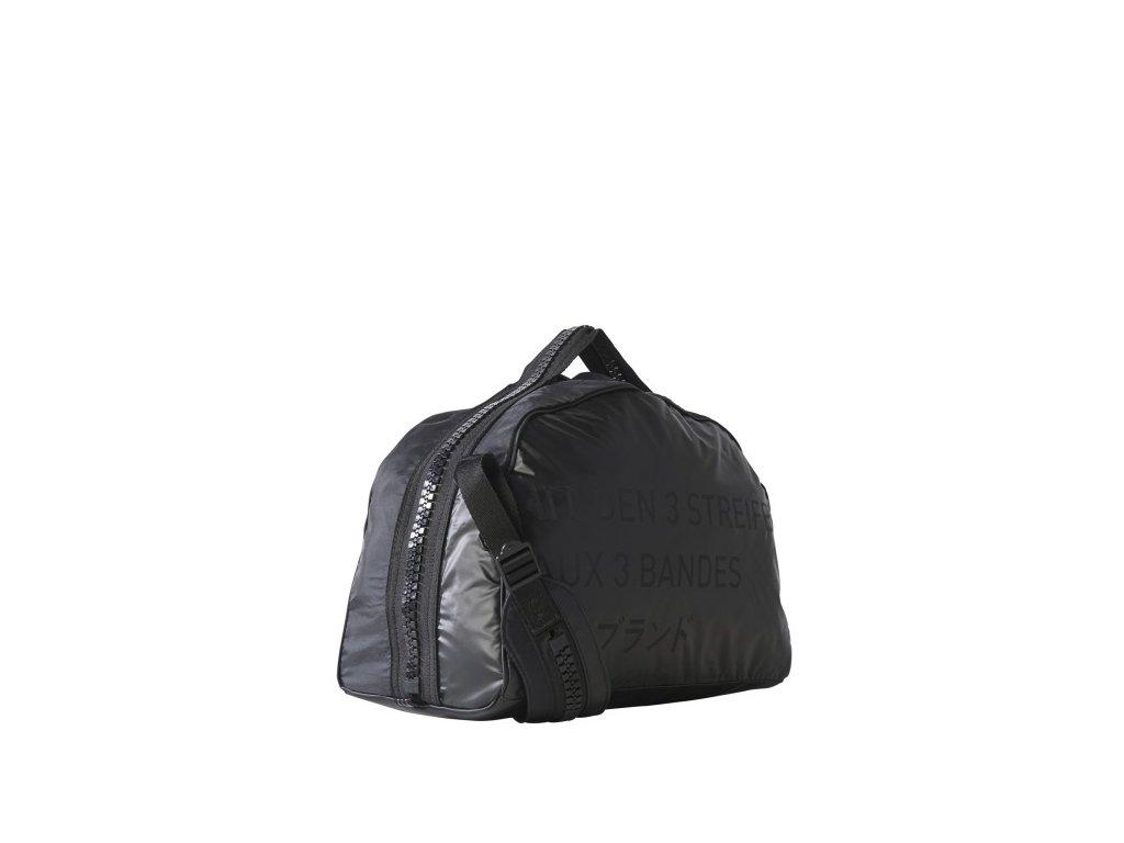 ADIDAS - taška  DUFFLE BLACK