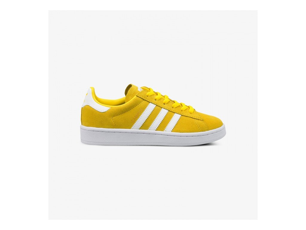ADIDAS - obuv STR CAMPUS C yellow