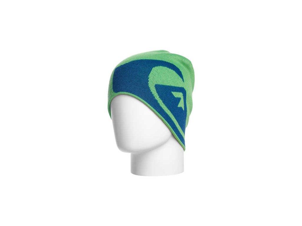 Quiksilver - čiapka M&W MENS BEANIE M Modrá, zelená