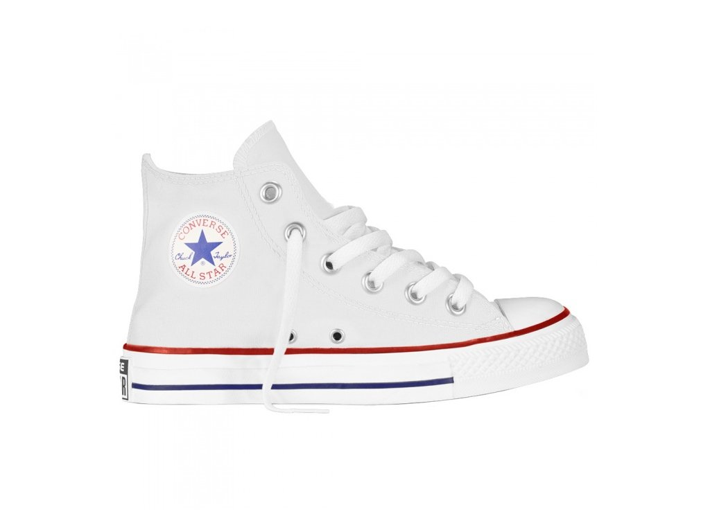 CONVERSE - obuv STR Chuck Taylor All Star optical white