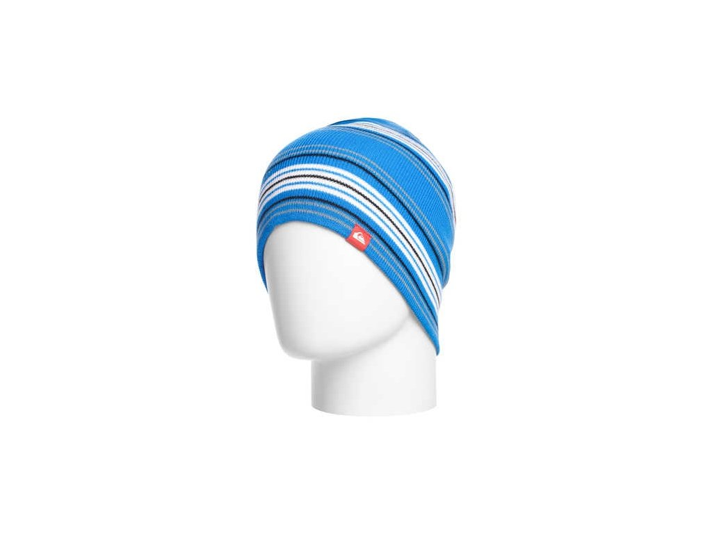 Quiksilver - čiapka PREFERENCE M Biela, Modrá