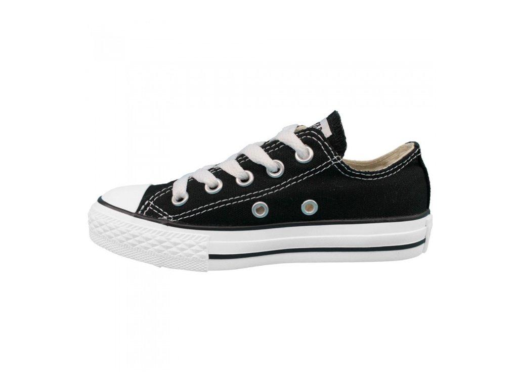 Converse  obuv  CHUCK TAYLOR ALL STAR low  Black/white