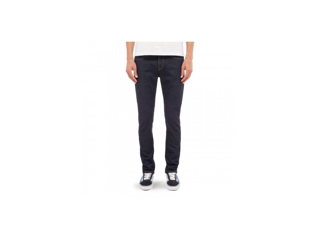 Vans - rifle M V76 SKINNY INDIGO MIDNIGHT