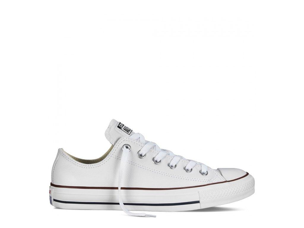 CONVERSE - obuv STR Chuck Taylor All Star Leather white