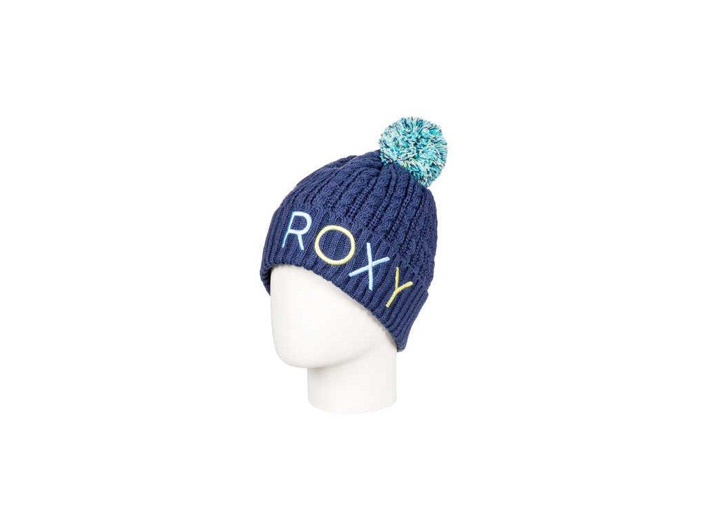 Roxy - čiapka FJORD crown blue