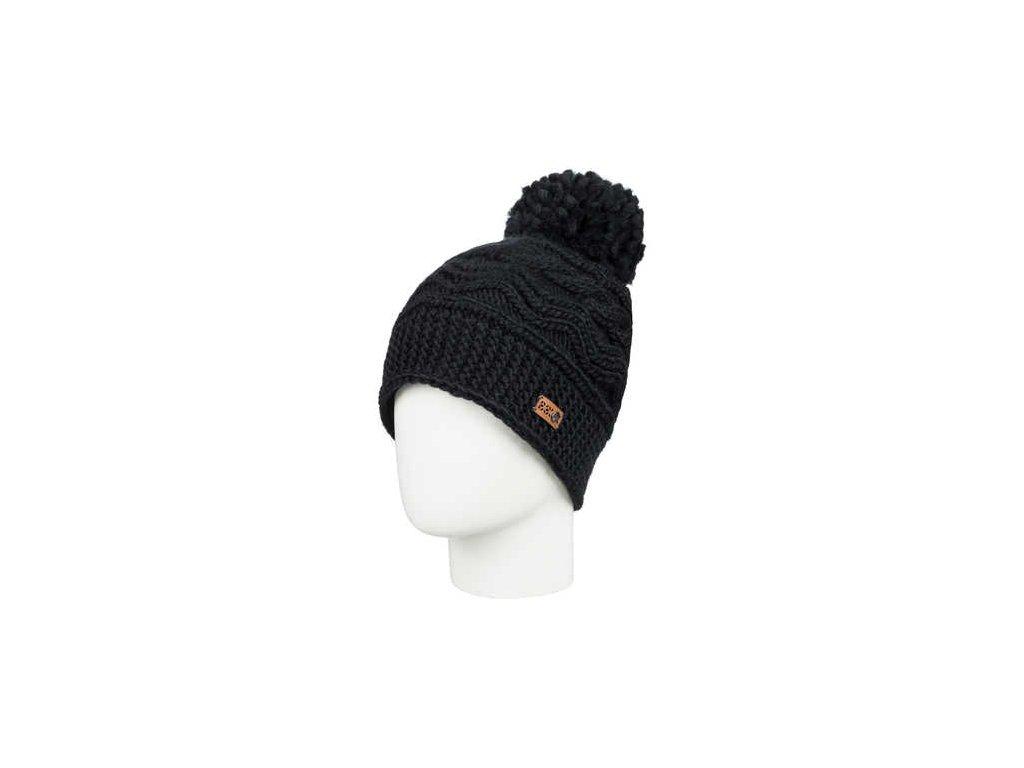 Roxy - čiapka WINTER BEANIE anthracite