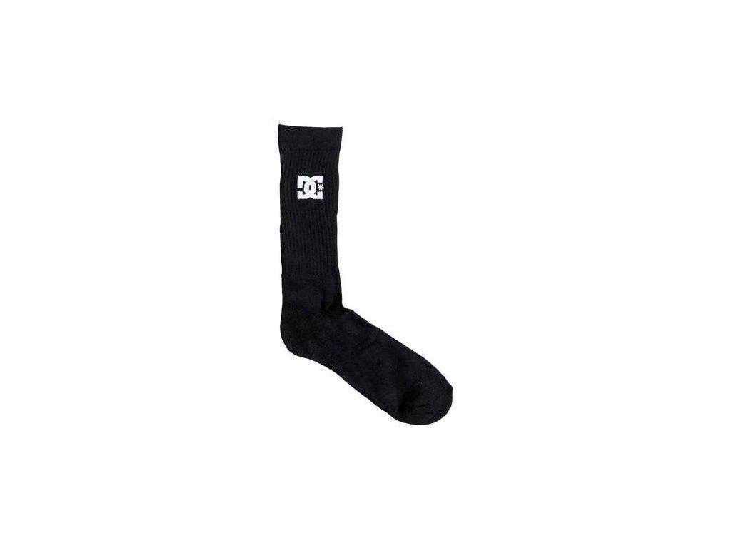DC - ponožky SPP DC CREW 3PK black
