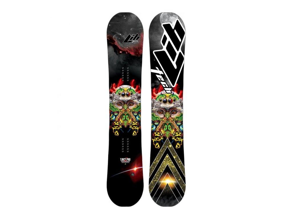 LIB-TECH - snowboard FM T-RICE PRO BLK 15/16