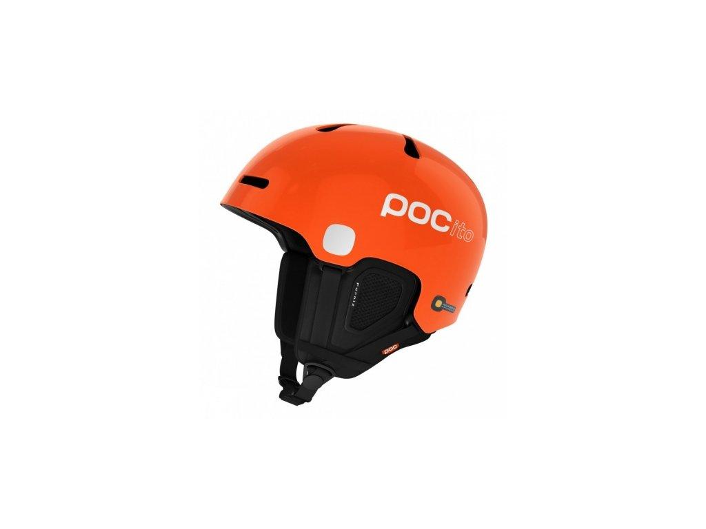 POC - prilba POC to Fornix orange