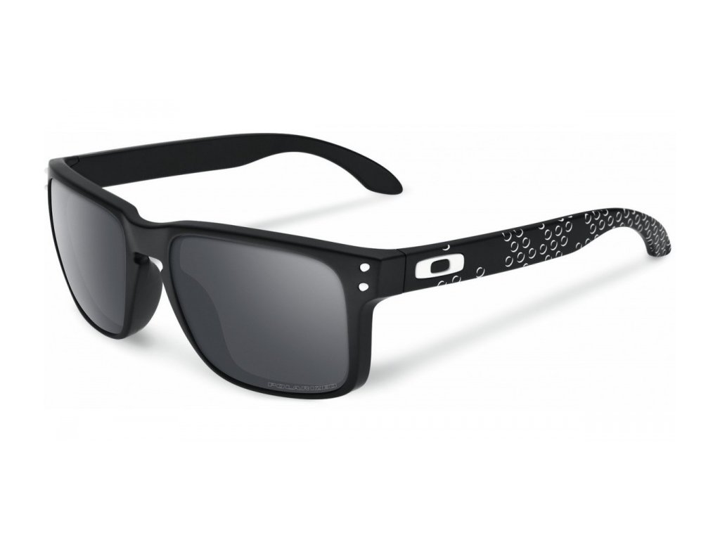 Oakley - okuliare F HOLBROOK OO9102-81 Matte Black W/Black Iridium