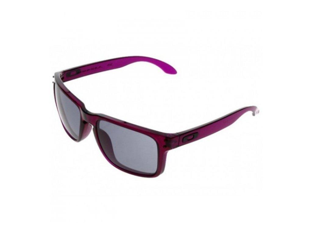 Oakley - okuliare F Holbrook Grape OO9102-10 Juice/Grey