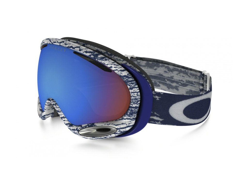Oakley - okuliare L A-FRAME 2.0 Polished Wht W/Prizm Sapphire Iridium