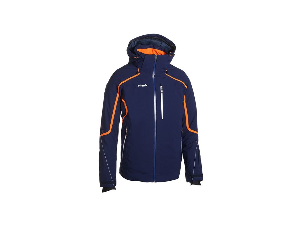 PHENIX - bunda Z Lightning Jacket navy