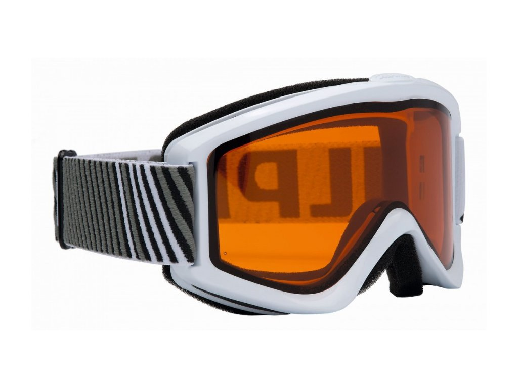 Alpina okuliare LYŽIARSKE A Smash 2.0 white