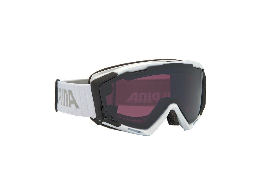 Alpina okuliare L PANOMA S MAGNETIC white