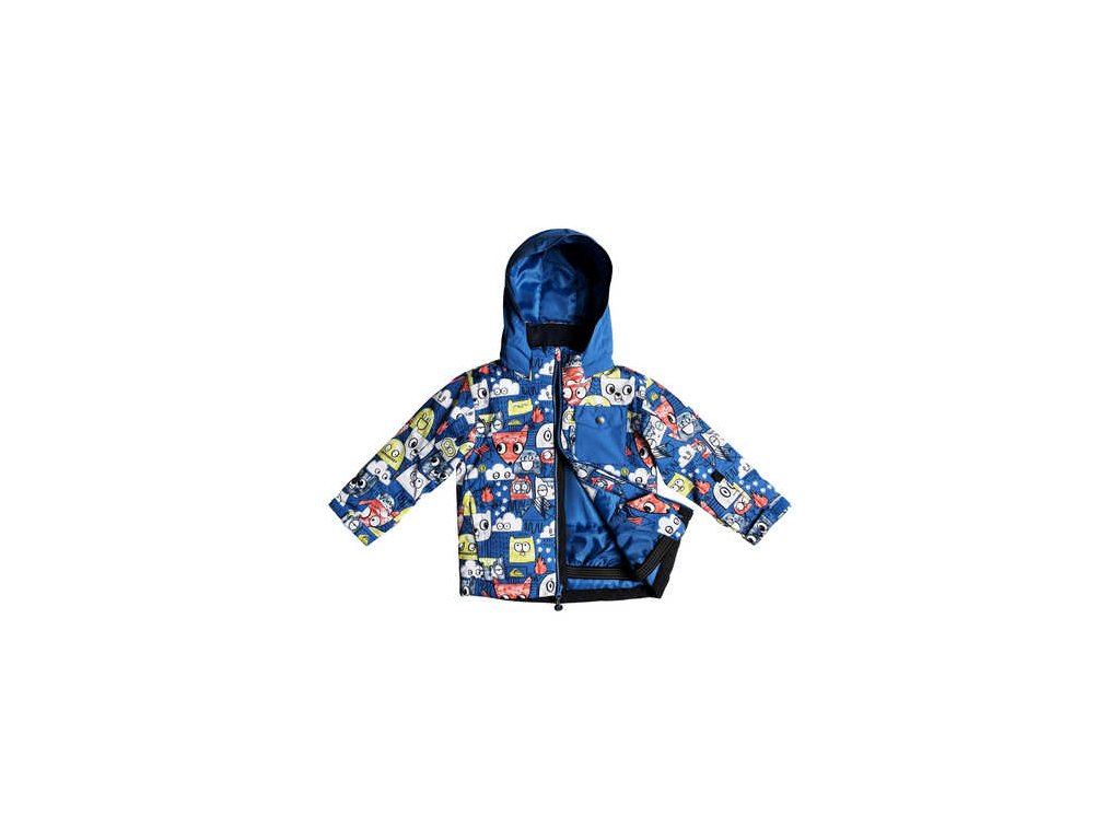 Quiksilver - bunda Z LITTLE MISSION JK daphne blue