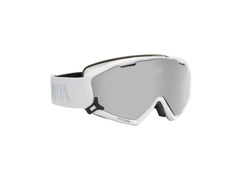 ALPINA - okuliare L PANOMA S MAGNETIC QMM white