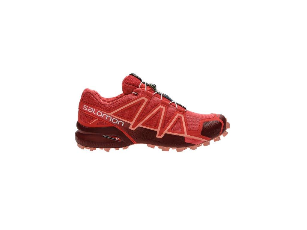 Salomon Speedcross 4 Scarpe Trail Donna Coral L40463800 A 600x600[1]