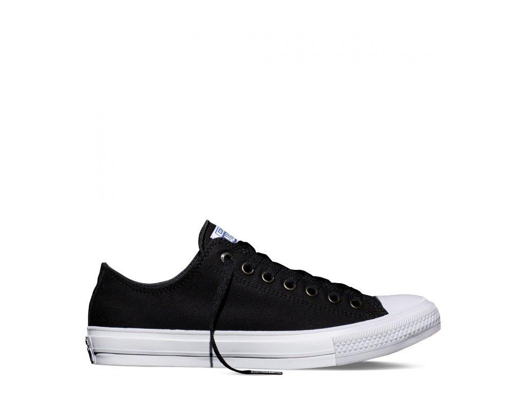 Converse  obuv  Chuck Taylor All Star II low black/white/navy