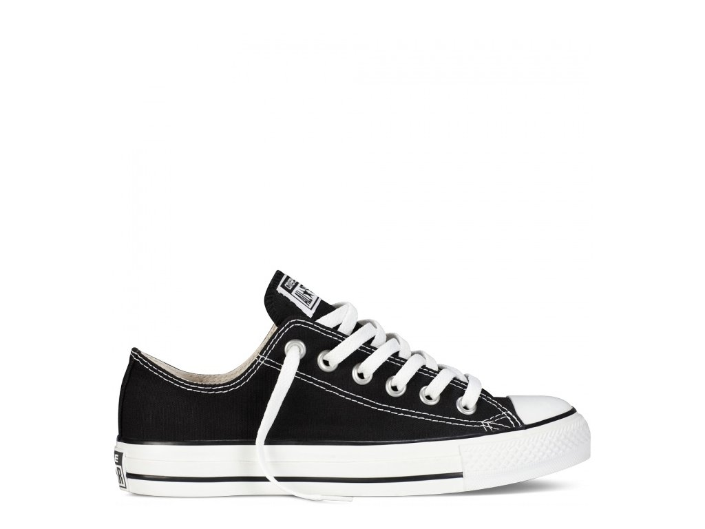 Converse  obuv  CHUCK TAYLOR ALL STAR black