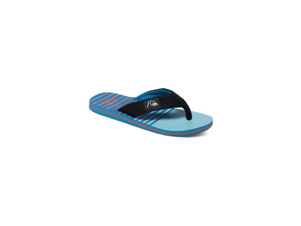 QUIKSILVER - obuv SW MOLOKAI LAYBACK blue
