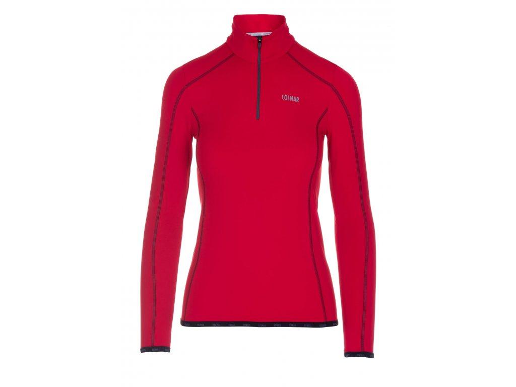 Colmar - mikina Ladies Sweatshirt red