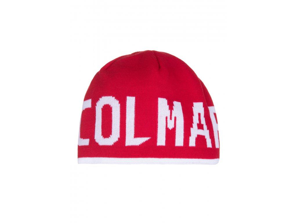 Colmar - čiapka MENS HAT 6 pack red