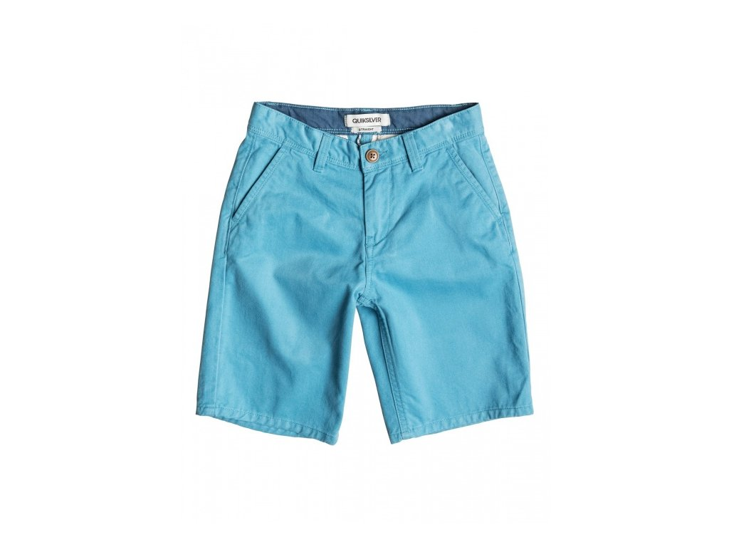 QUIKSILVER - šortky EVERYDAY CHINO SHORT AW  niagara