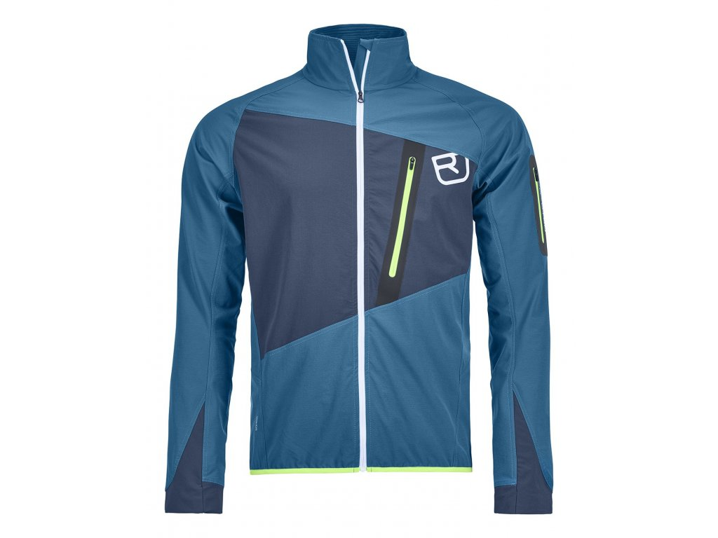 ORTOVOX - bunda Z Tofana Jacket blue sea