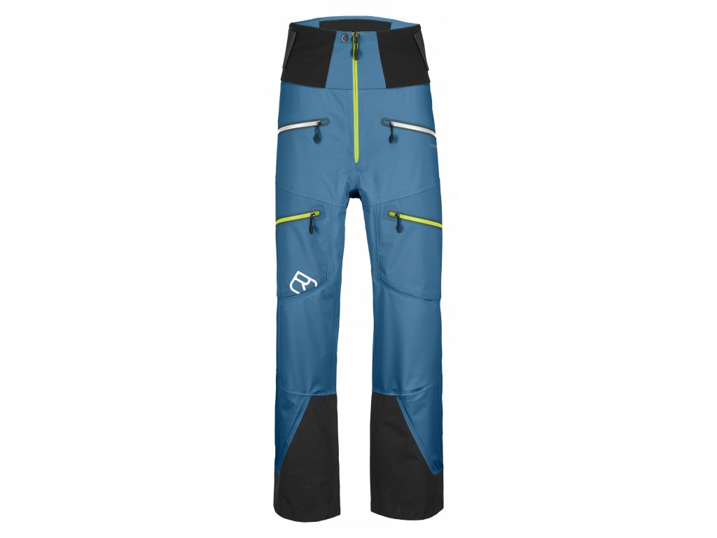 ORTOVOX - nohavice Guardian Shell Pants blue sea