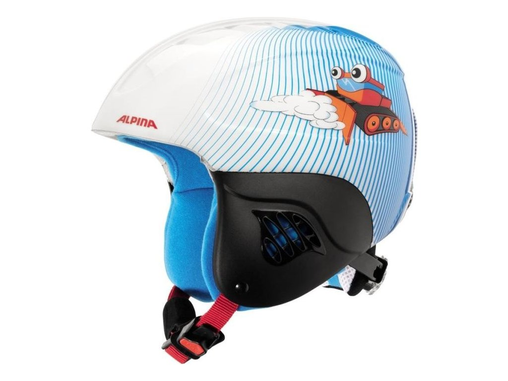 Alpina - prilba CARAT snowcat 18 19 48-52 - Belda.sk d67cc42e81e