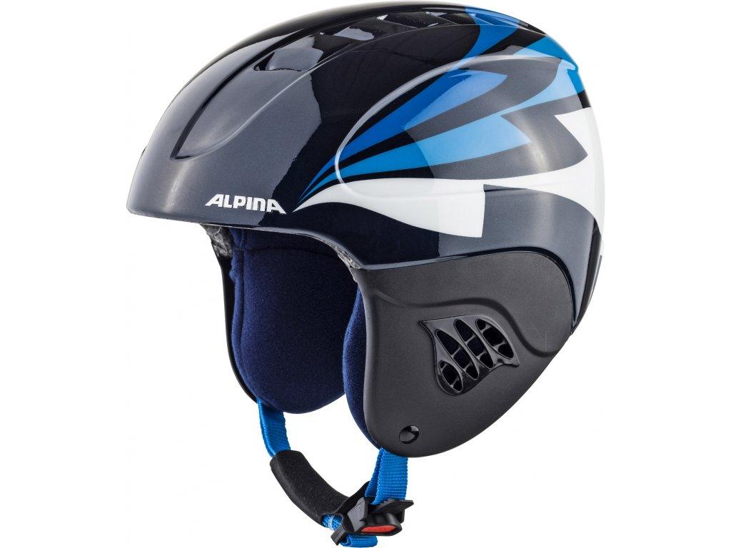 Alpina - prilba CARAT night blue 18 19 48-52 - Belda.sk 20218b094c0